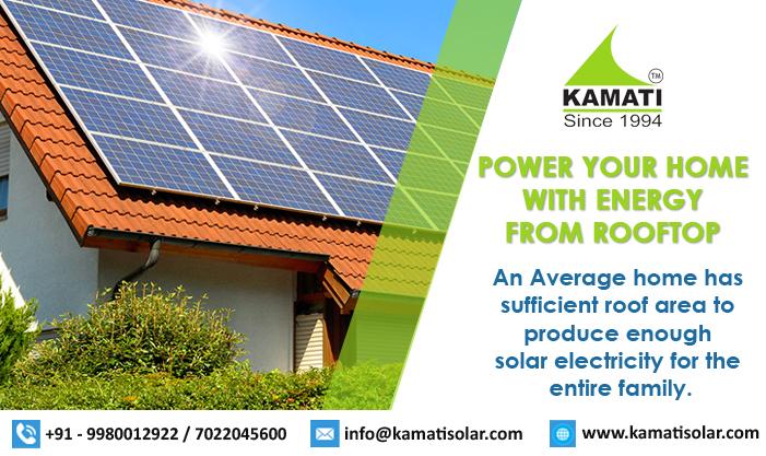 solar business | Kamati Green Tech LLP - Solar EPC Companies