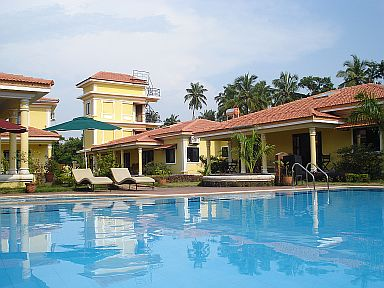 Vacation Villas - Goa Casitas - ScrollList.com