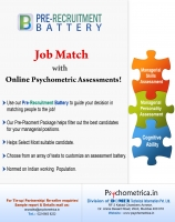 Psychometric Tests and Assessments - Psychometrica - ScrollList.com