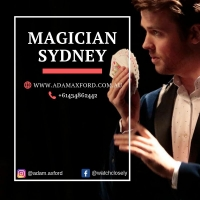 Corporate Magician - Adam Axford Corporate Magician - ScrollList.com