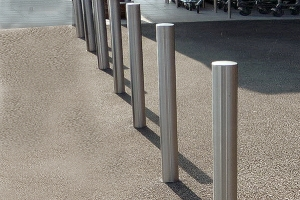 Stainless Steel Bollards - Western Corporation Limited - ScrollList.com