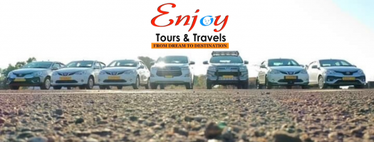 Taxi Service - Enjoy Tours and Travels - ScrollList.com