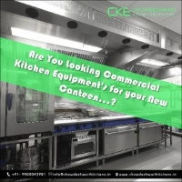 Restaurant Kitchen Equipment Manufacturers - Chowdeshwari Kitchen Equipments - ScrollList.com