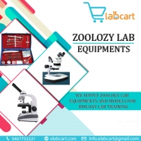 Zoology Lab Equipment - Elabcart - ScrollList.com