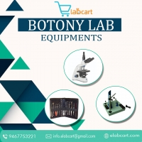 Botany Lab Equipment - Elabcart - ScrollList.com