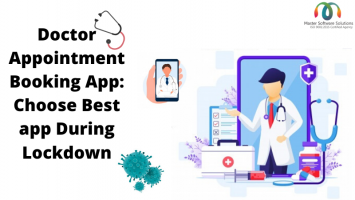 Doctor Appointment App - Master Software Solutions - ScrollList.com