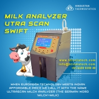Milk Analyzer - Hindustan Thermostatics - ScrollList.com