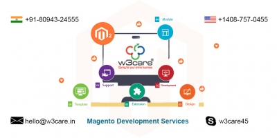 Magento eCommerce Development - W3care Technologies - ScrollList.com