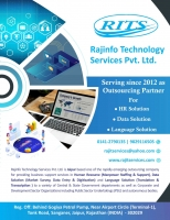 HR Outsourcing Services - Rajinfo Technology Services - ScrollList.com