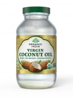 Organic india virgin coconut oil - BOFY - ScrollList.com