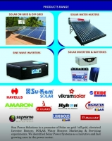 solar water heater thrissur - Sun power solutions - ScrollList.com