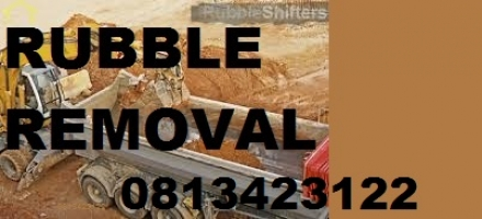 Rubble Removal Services Johannesburg - FKB Rubble Removal - ScrollList.com