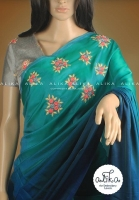 Designer Saree Alika Fabs Trivandrum - Alika Fabs Thiruvananthapuram - ScrollList.com
