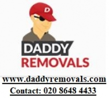Man and Van Cheam - Daddy Removals - ScrollList.com