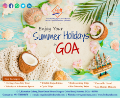 Goa Vacation Goa Leisure - Fred Travels Pvt Ltd - ScrollList.com
