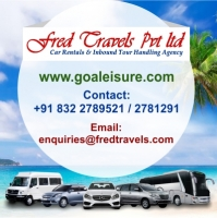 Car Rentals - Fred Travels Pvt Ltd - ScrollList.com